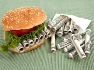 The Cost of Eating Healthy