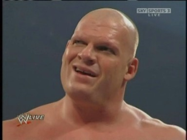 Kane Likes What He Hears From Stephanie - Raw 24-11-08